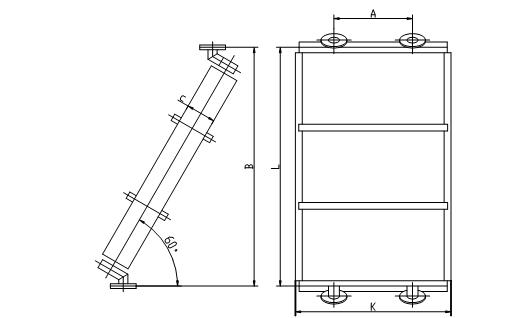 斜顶辅助杆设计图